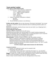 PUBH 1517 Clinical Nutrition Method Notes