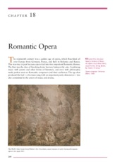 Unit II Day 06 Romantic Opera
