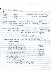 CS Final Exam Condensed Notes