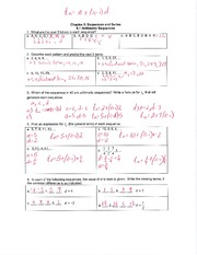 Ch. 6 Rational Expressions and Equations Assignment