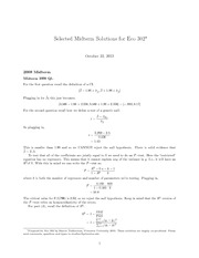 2009-2010 midterm solutions