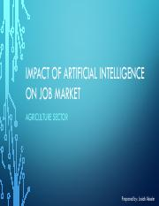 Impacts of AI on job markets in Agriculture.pdf