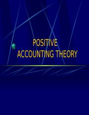 Ch-5_Positive-Accounting-Theory