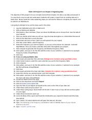 Math 125 Project 1 Steps to complete your Chapter 2 Project(2).docx