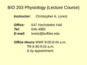 BIO 203: IntroOverview_PPTX