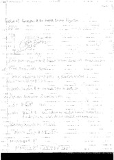 Study Guide on Convergence