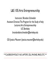 L&S105.2016.Presentations and Final Business Plan Instructions (1)