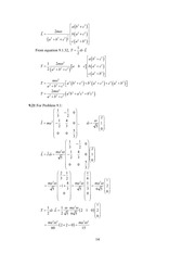 Analytical Mech Homework Solutions 134