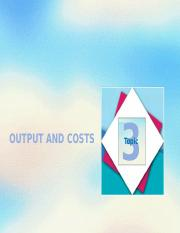 Output and Costs.ppt