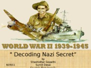 Decoding Nazi Secret