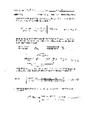 Solutions and Redox Equations