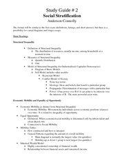 204 Study Guide 2