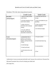 03-24 D&S Benefit and Cost of cards.docx