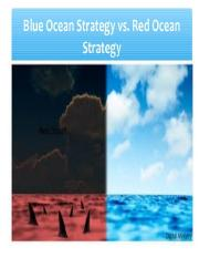 Blue Ocean and Red Ocean Strategies.pptx