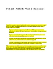 ashford university week 3 discussion 2 Click to download phi 103 informal logic ashford phi 103 week 1 discussion 1, argument and their fallacious arguments phi 103 week 3 discussion 2, the media and fallacies phi 103 week 3 weekly quiz phi 103 week 4 discussion 1.