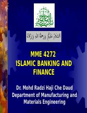 4 2014 ISLAMIC BANKING AND FINANCE.ppt