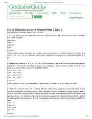 Data Structures and Algorithms _ Set 9 - GeeksforGeeks.pdf