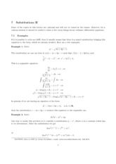 Introduction to Ordinary Differential Equations Lecture 7 Notes