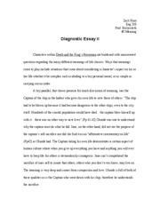 eng sws world literature gvsu page course hero 4 pages diagnostic essay ii revised