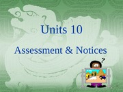 10_Assessment & Notices - s