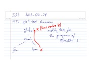 Compiler Construction Notes 10