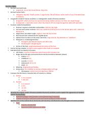 Exam 3- Study Guide anthro (Autosaved).docx