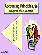 ch04 Completing the accounting Cycle.ppt