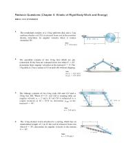 Exercise-Tutorial Chapter 6-Kinetic of Rigid Body-Work and Energy.pdf
