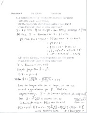 D4-sol: Discussion Solutions 4: Probability with a given p-value