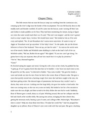 Re-written Chapter Thirty of Grapes of Wrath