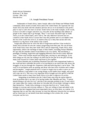 cry freedom review essay A main character in the film 'cry freedom' directed and produced by writeworkcom/essay/cry-freedom-character-donald-woods-describe-main movie review lorenzo.