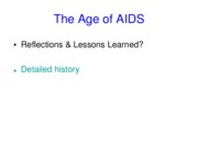 Topic 2 Age of AIDS_P