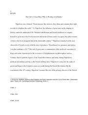 dark ages essay outline
