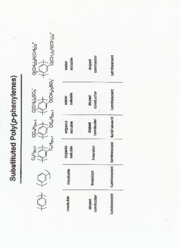 Section 8-Electronic Properties2-Polyphenylenes