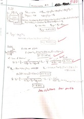 Homework 4 and Solutions