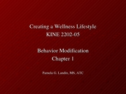 Kinesiology - Chapter 8 - STD's and HIV (1)