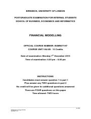Exam_2015_Financial Modelling.pdf