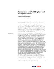 The concept of World English and.pdf