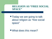 Free Social Space