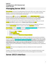 Managing Server 2012Lecture3LAB3Students.docx