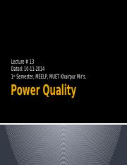 Power Quality13