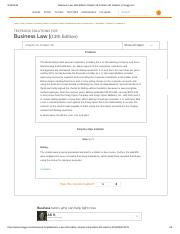 Business Law 13th Edition Chapter 26 Problem 4R Solution _ Chegg.pdf