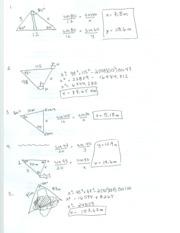 Trigonometry Cheat Sheet - Table of Trigonometric Values ...