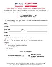 1 Bachelor membership form ESCP Europe Alumni  2018 (2).pdf