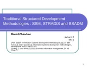 Lecture 6 Traditional structured Dev Methodologies - SSM,STRADIS,SSADM (1).ppt