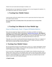 mobile marketing articles.docx