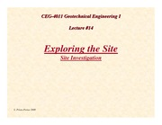 G1-Lecture14-Site-Exploration