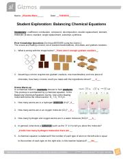 Write the balanced equation here 2 H 2 1 O 2 2 H 2 O 2 Solve ...