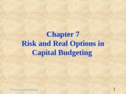 ch07_-_Risks_in_Capital_Budgeting