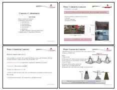 Lecture 5-Admixtures for Concrete-Annotated